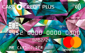 Card Credit Plus Кредит Европа Банк
